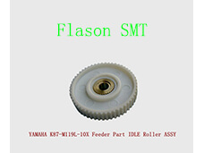 YAMAHA Feeder Part IDLE Roller ASSY K87-M119L-10X
